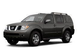 inchiriere auto Nissan Pathfinder