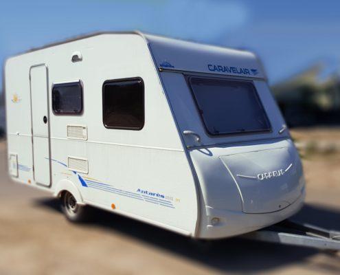 Pentru aventuri cu prietenii va oferim spre inchiriere rulota 2 persoane pentru camping, +40 727 760 129